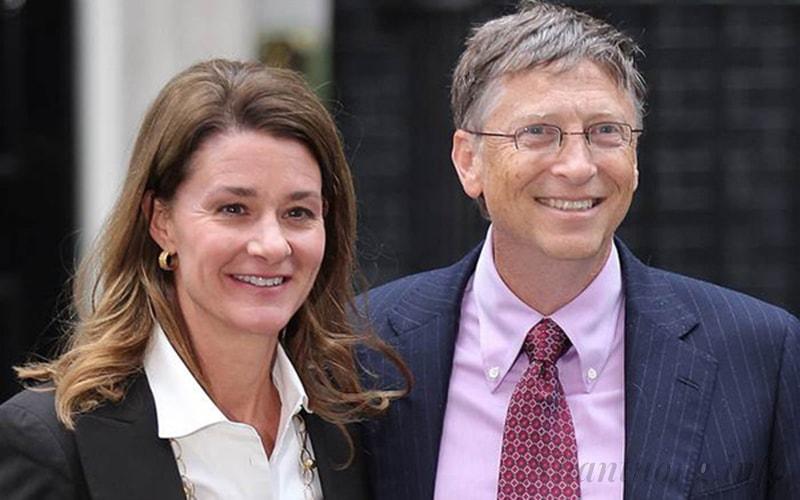 Bà Melinda Gates - phu nhân của doanh nhân thành đạt nhất thế giới