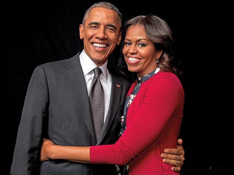 Bà Michelle Obama - phu nhân của cựu tổng thống nước Mỹ