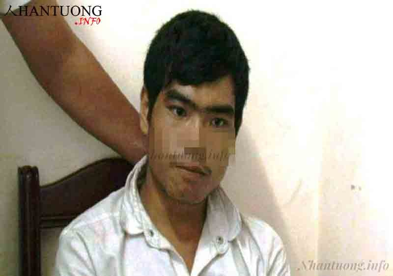 V.V.M – đối tượng thảm sát 4 người ở Nghệ An có lông mày quỷ