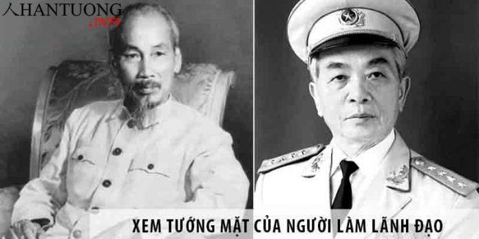 Xem tướng khuôn mặt của người làm lãnh đạo, người làm quan