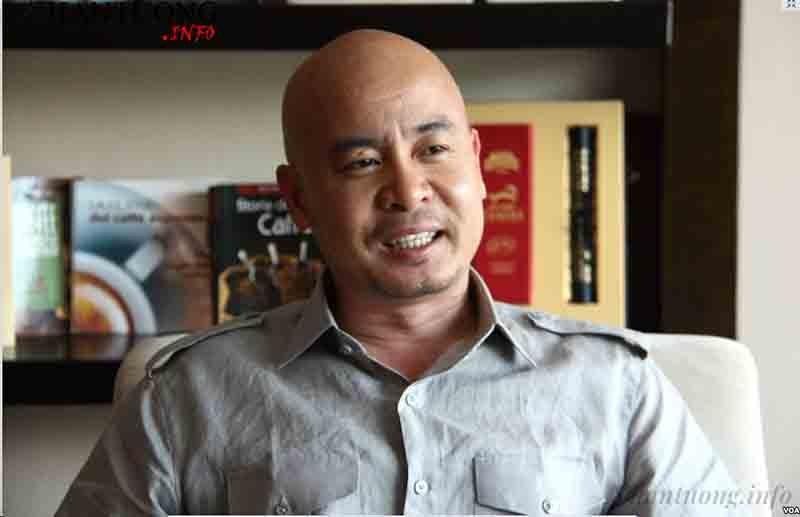 Vua cà phê Trung Nguyên Đặng Lê Nguyên Vũ có tướng mũi túi mật