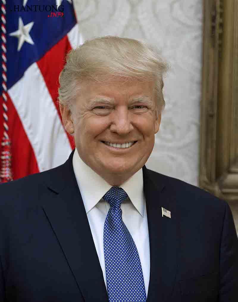 Tổng thống Donald Trump có đường pháp lệnh rõ ràng và sâu