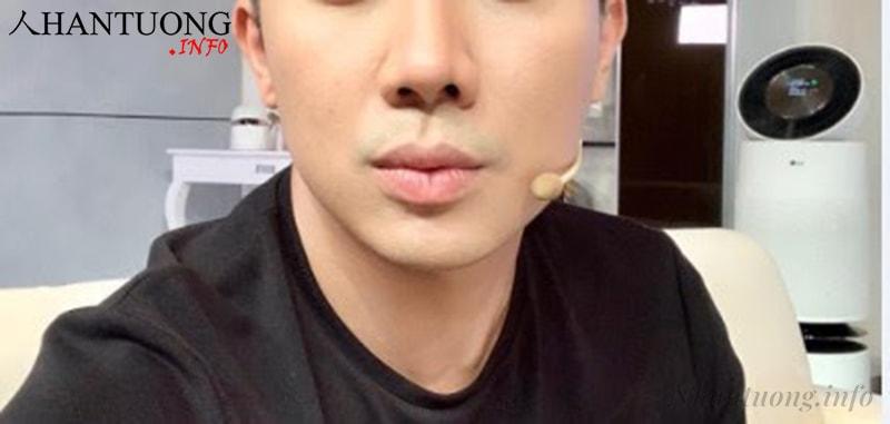 Đàn ông có tướng môi dày
