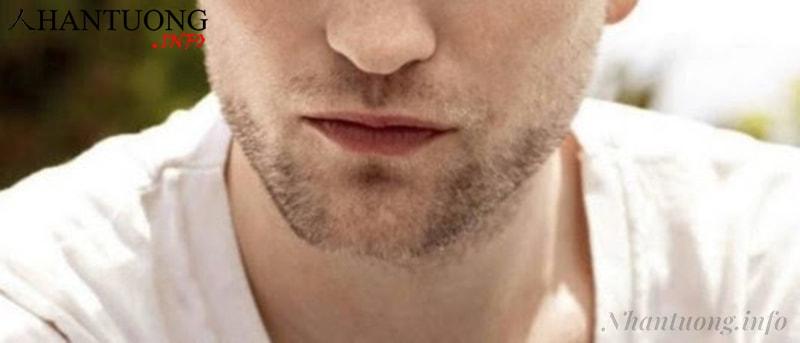 Đàn ông có tướng môi mỏng