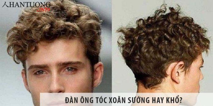 Đàn ông tóc xoăn sướng hay khổ? Có dễ ngoại tình không?