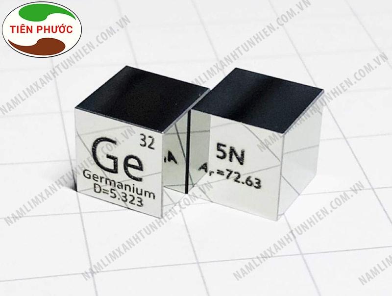 Germanium là một á kim hiếm